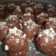 Passover Cake Balls