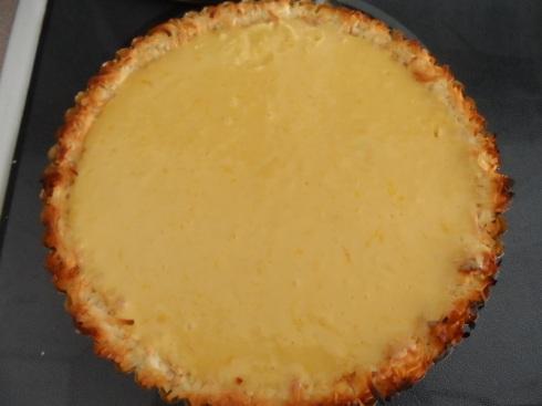Lemon Tart for Passover