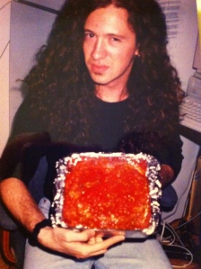 Heart Shaped Meatloaf Circa 1996