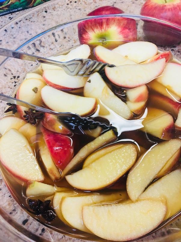 Envy Pickled Apples